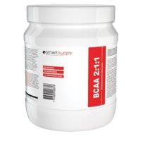 SmartSupps BCAA 2:1:1, 500 g, Orange