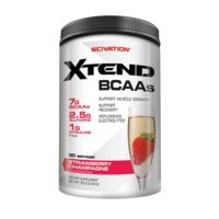 Xtend, 90 servings, Raspberry Blue, Scivation