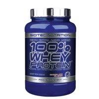 100% Whey Protein, 920 g, Choklad, Scitec Nutrition