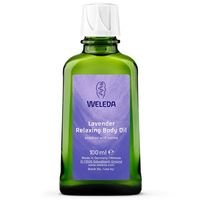Lavender Relaxing Oil, 100 ml, Weleda