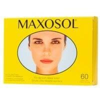 Maxosol, 60 kapselia