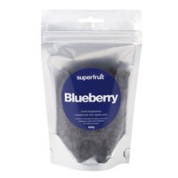 Blueberries, kuivattuja, 200 g, Superfruit