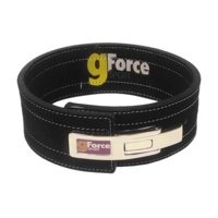 gForce Action-lever Belt, 11mm, black, Medium