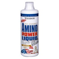 Amino Power Liquid, 1000 ml, Cola, Weider