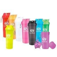 Smartshake Slim 500 ml, Neon Pink