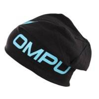 Jersey Beanie, black/blue, OMPU Wear
