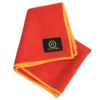 Yoga Hand Towel- Red Rock/Sun, Natural Fitness