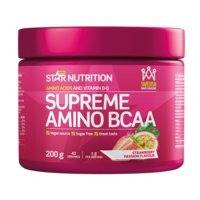 Supreme Amino BCAA 200g, Tropical Mango, Star Nutrition