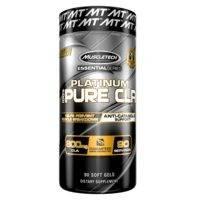 100% Platinum CLA, 90 gels, MuscleTech