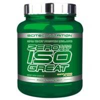 Zero Carb Isogreat, 900 g, Strawberry, Scitec Nutrition