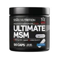 Ultimate MSM, 90 caps, Star Nutrition