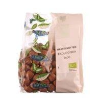 Hasselnötter, 250 g