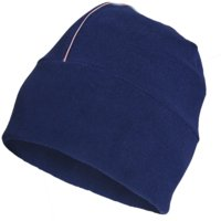 Thin Microfleece Hat, navy, gococo