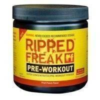 Ripped Freak PWO, 200 g, Fruit Punch, PharmaFreak