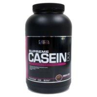 Supreme Casein 100, 900 g, Chocolate Toffee, Delta Nutrition