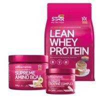 Muscle Building Pack Hers, Advanced, Star Nutrition