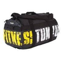Fitnesstukku Gym bag 70L, Black, FITNESSTUKKU