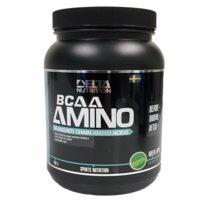 BCAA Amino, 400 g, Green Apple, Delta Nutrition