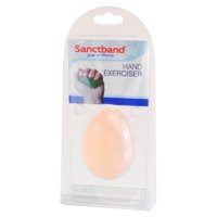 Sanctband Hand Exerciser, Soft, Orange
