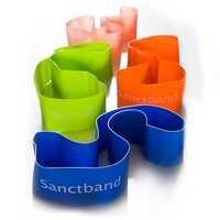 Sanctband Loop band, Medium, Lime Green