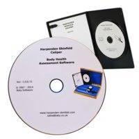 Harpenden Skinfold Caliper Software