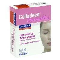 Colladeen Derma Plus, 60 tablettia