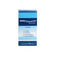 PlaqueOff, 140 kapselia, Biodistra