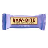 RawBite Vanilla & Berries, 50 grammaa, Rawbite