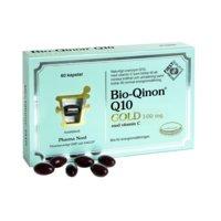 Bio-Qinon Q10 Gold 100mg, 60 kapselia