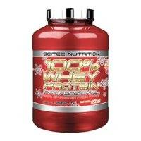 Whey Pro Prof, 920 g, Orange Chocolate, Scitec Nutrition