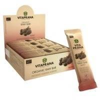 12 x Organic Raw Bar, 50 g, Vitaprana