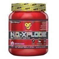N.O.-Xplode, 30 servings, Green Apple, BSN