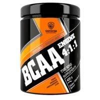 BCAA Engine 4:1:1, 400 g, Lemon Twist Sorbet, Swedish Supplements
