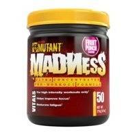 Mutant Madness, 50 servings, Blue Raspberry