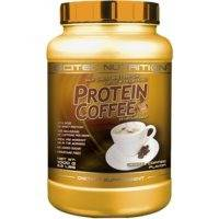 Protein Coffee, 600 g, sugar free, Scitec Nutrition