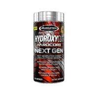 Hydroxycut Hardcore Next Gen, 100 Capsules, MuscleTech
