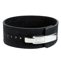 Chained Nutrition Weight Lifting Belt, Black, L