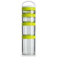 Blender Bottle GoStak, Green