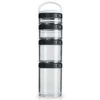 Blender Bottle GoStak, Black