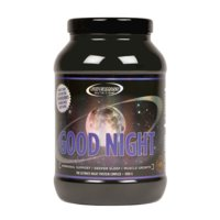 Good Night, 1000 g, Vanilla Ice Cream, SUPERMASS NUTRITION
