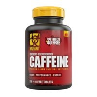 Mutant Core Series Caffeine, 240 tabs