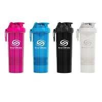 Smartshake O2GO 800 ml, Neon Pink