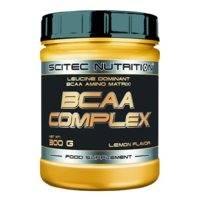 BCAA Complex, 300 g, Lemon, Scitec Nutrition