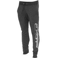 Men's Jogger Pants, Charcoal Heather, L, Pro Supps