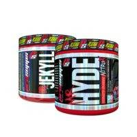 The Good vs. The Evil Stack, Pro Supps