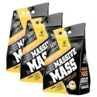 3 x Massive Mass, 7000 g, Swedish Supplements