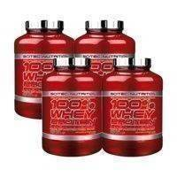 4 x 100% Whey Protein Professional, 2350 g, Scitec Nutrition