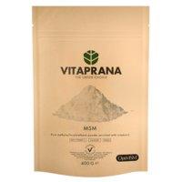 MSM Powder, 400 g, Vitaprana