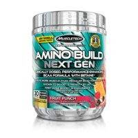 Amino Build Next Gen, 30 servings, Fruit Punch
