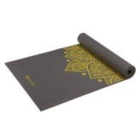 Citron Sundial Yoga Mat 5MM, Gaiam